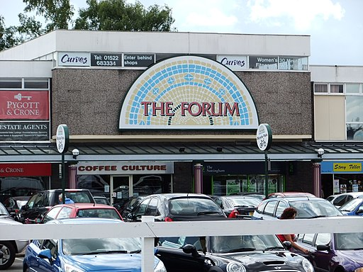 The Forum shopping centre